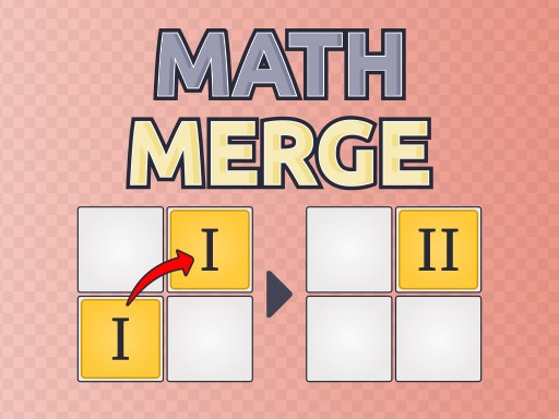 數字合併--Math Merge-將網格中的數字拖動以合併它們。有以下幾個類別:羅馬人數,多邊形,分數,瑪雅數和基數。您可以解決數學挑戰並獲得遊戲物件或硬幣。
