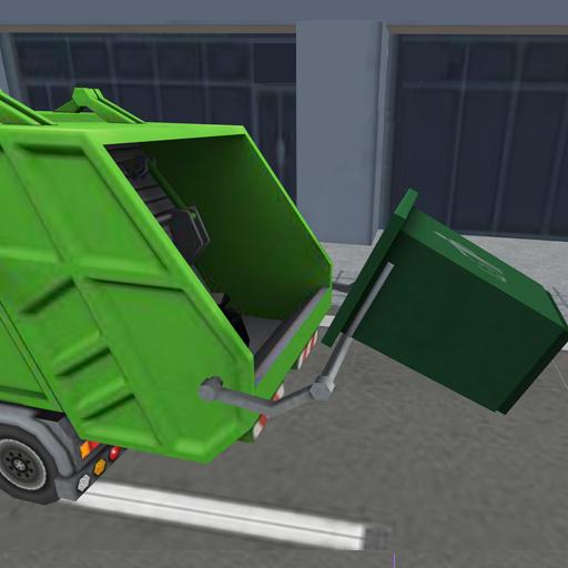 Garbage Sanitation Truck