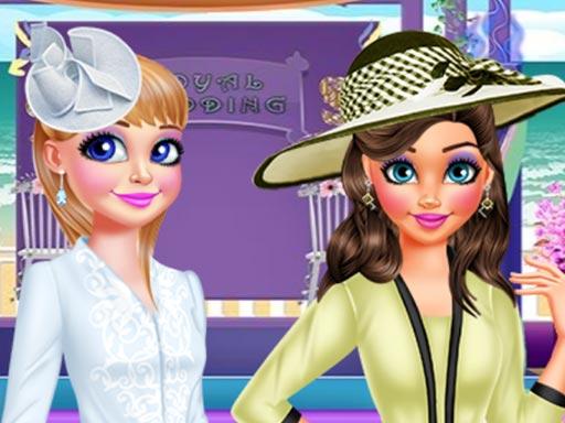 Royal Wedding Guests online hra