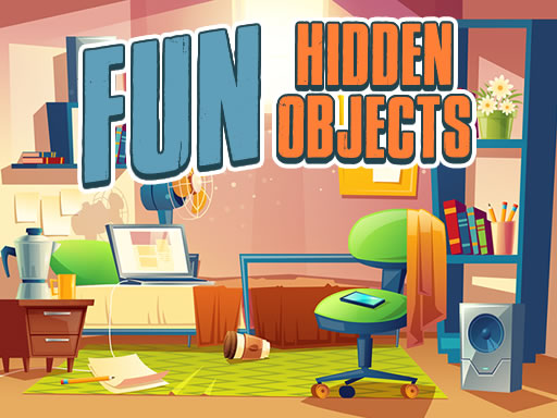 Fun Hidden Objects online hra