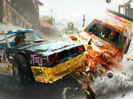 Demolition DERBY ...