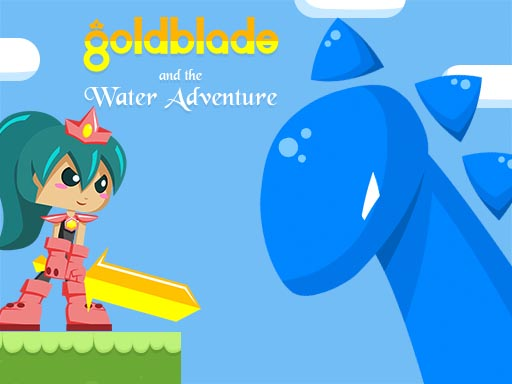Goldblade Water Adventure online hra