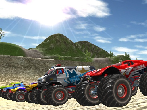 Offroad Monster Trucks