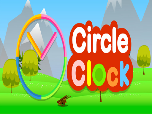 EG Circle Clock online hra