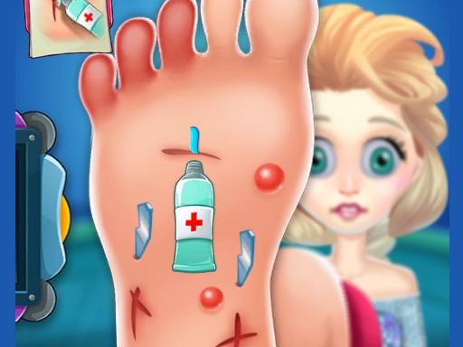 Foot Doctor online hra