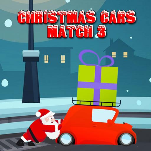Christmas Cars Match 3