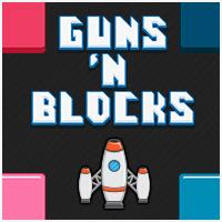 Guns and Blocks online hra