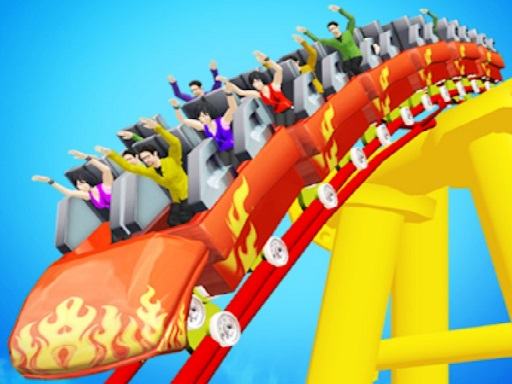 Amazing Park Reckless Roller Coaster 2019 online hra