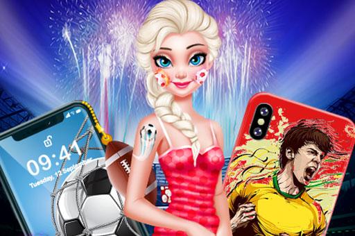 Elsa Akıllı Telefon Düzenleme