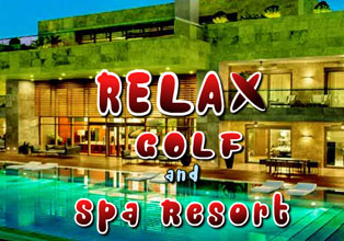 Escape Relax Golf and Spa Resort