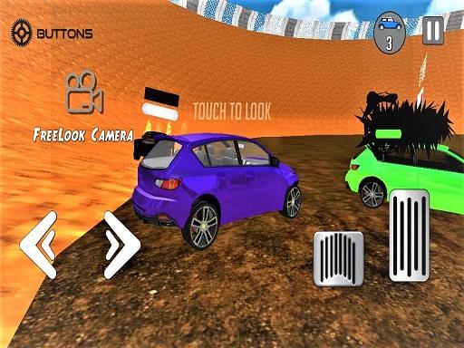 Battle Cars Arena : Demolition Derby Cars Arena 3D
