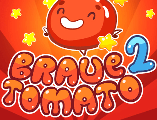 Brave Tomato 2 online hra