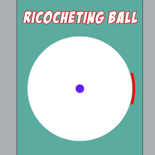 Ricocheting Ball