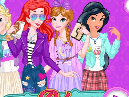 Princess Sorority Pledges online hra