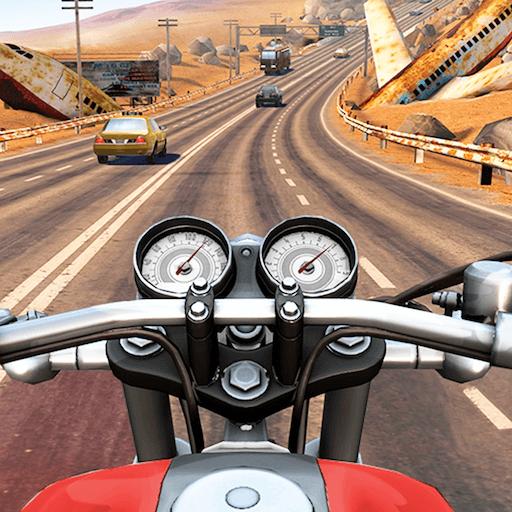 Motor Yol Yarışı 3D