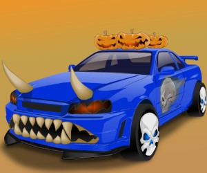 Tune Your Scary Car