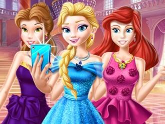 Princess Castle Festival online hra