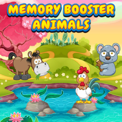 Memory Booster Animals