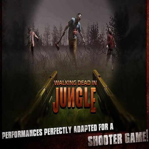 Walking dead in Jungle Game