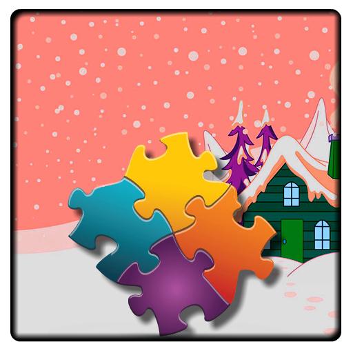 Winter Jigsaw Time
