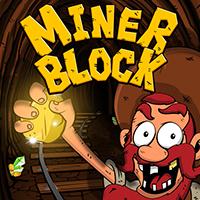 Miner Block Game online hra