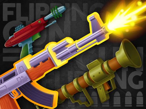 Flipping Gun Simulator online hra