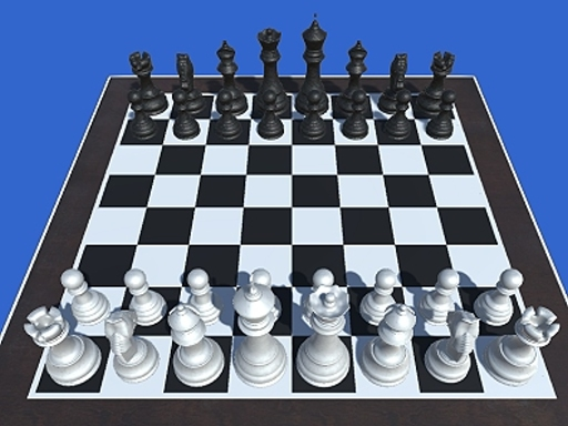 3D Шахматы играть онлайн