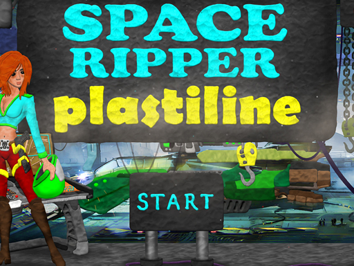 Space Ripper Plastiline