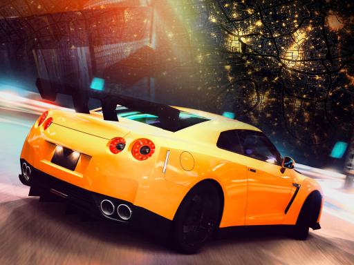 GTR Drift Fever