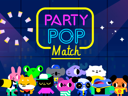 Party Pop Match