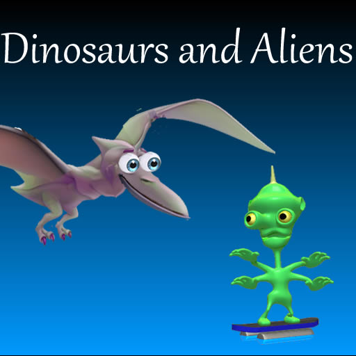 Dinosaurs and Aliens