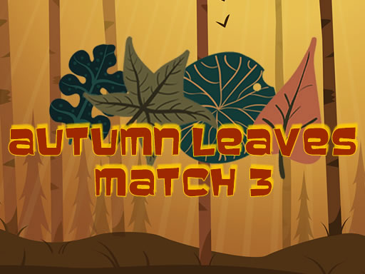 Autumn Leaves Match 3 online hra