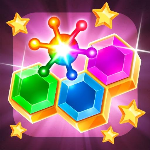 Amazing Sticky Hex – Hexa Block Puzzle Games