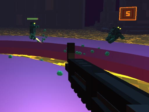 FPS Clicker online hra