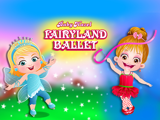 Baby Hazel Fairyland Ballet game