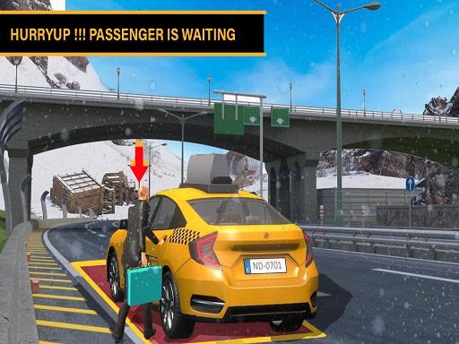 Modern City Taxi Service ...