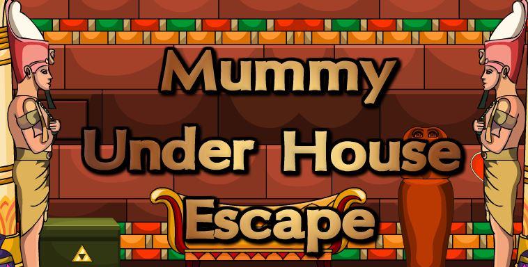 Sivi Mummy Under House Escape