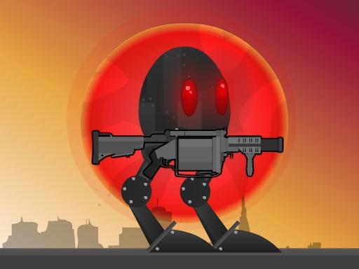 Eggbot vs Zombies v2 online hra