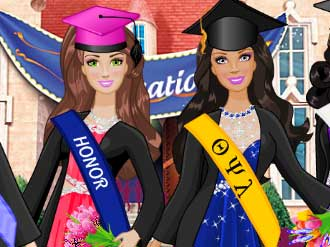 Barbie and Friends Graduation online hra