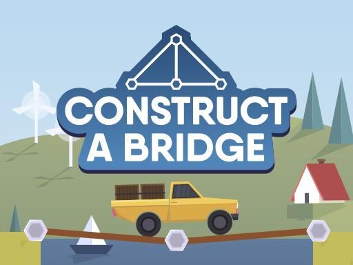Construct A bridge online hra