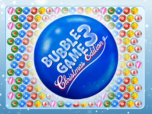 Bubble Game 3: Christmas ...