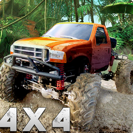 Offroad Monster Hill Truck