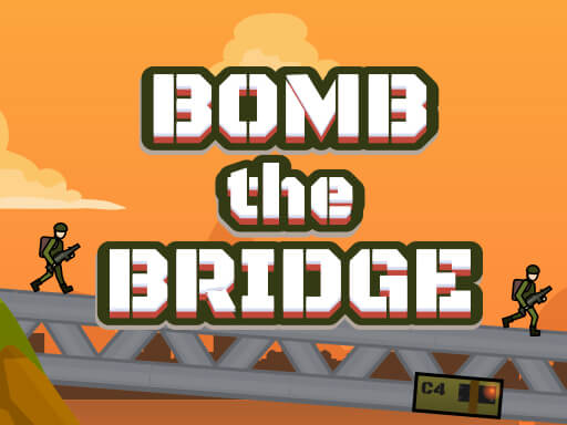 Bomb The Bridge online hra