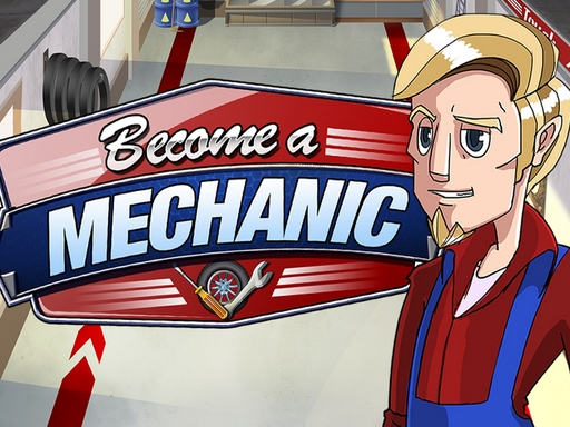 Become a mechanic online hra