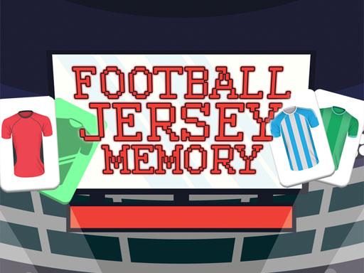 足球球衣記憶