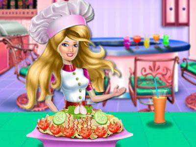 Бесплатные игры для девочек игры кулинария