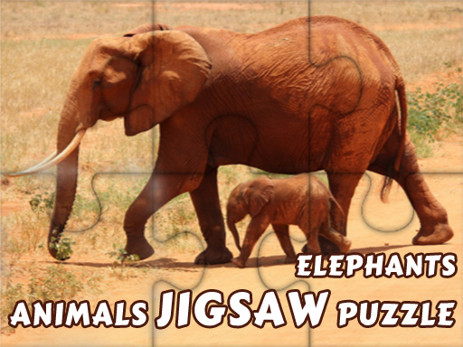 Animals Jigsaw Puzzle ...