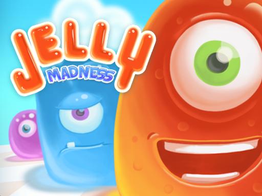 Jelly Madness online hra