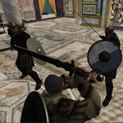 Parthian Warrior