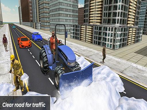 Grand Snow Clean Road ...
